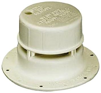 Vent V2049-01 Ventline 62334 White Plastic