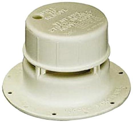 Amazon.com: ventline 62334, ventilación de plástico blanco ...