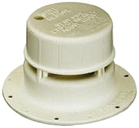 Ventline 62334 White Plastic, Vent (Quantity 6)