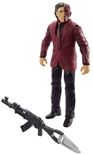 Batman Missions Two-Face Figure ()