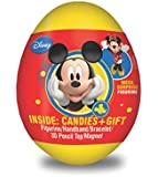 Disney Mickey Mouse Surprise Egg (Pack of 8 )