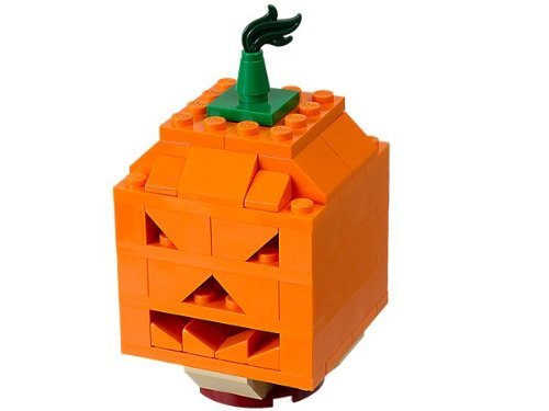 LEGO 40055 Halloween pumpkin Halloween Pumpkin overseas direct