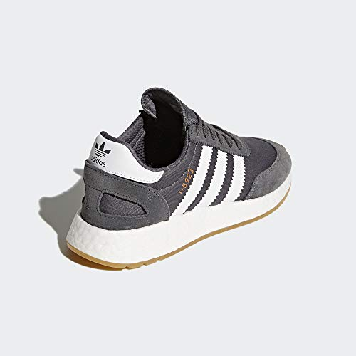 Pictures of adidas I-5923 Shoes EOY84 Grey / Cloud White / Gum 4