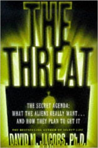 The Threat: Secret Alien Agenda: Amazon.es: David Michael ...