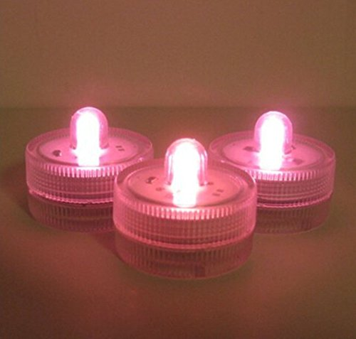 Multicolor Submersible Led Little Lights For Special Events 12 Pack