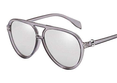 retro,Transparent gray frame white mercury,C04-2-9767