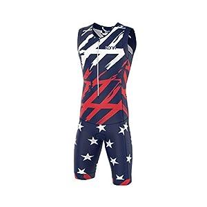 KONA Tri Apparel Team USA Triathlon Race Suit
