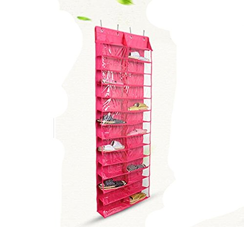 Door Hanging Holder Tidy Organizer Shelf Storage Stand Rack Wall Bag 22 Pocket - 2