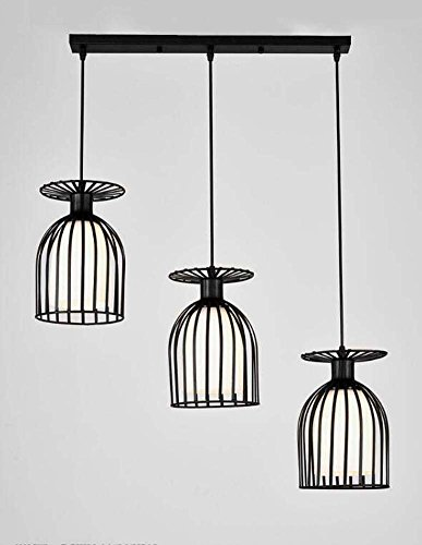 Red And Black Pendant Lighting - 6