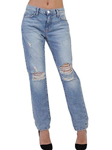 Coton Jeans Femme Claire Bleu 15570967 ELLIOT CURRENT TOxPwqH7B