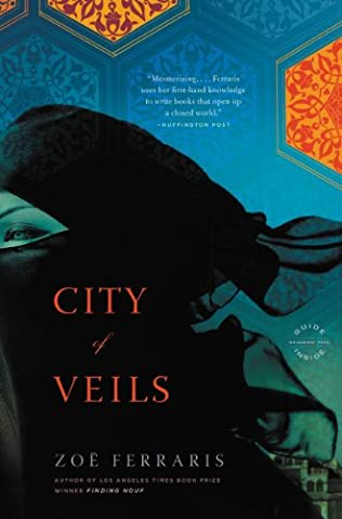 book cover of City of Veils