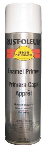 00 System Industrial Enamel Primers Style: Color White Clean Metal Primer (part# 209566) (Clean Metal Primer)