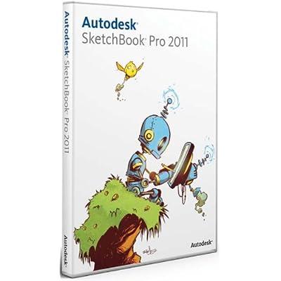 Autodesk Sketchbook Pro 2011 Commercial New SLM
