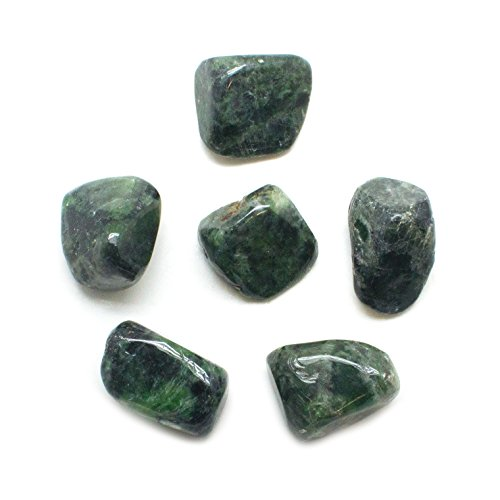 Diopside Tumbled Stones
