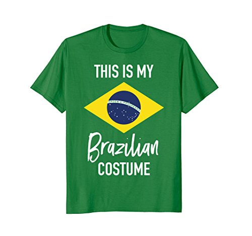 Mens This is my Brazilian Costume T-Shirt -