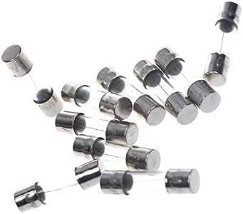 250v 20 x 5mm 10 x f2.5a Quick Shot//Quick Fuse Glass Fuse