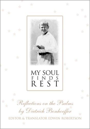 My Soul Finds Rest PDF
