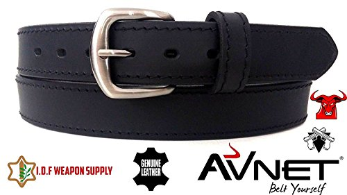 Leather Lightweight Belt - 2