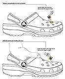 AVIRGO 26 Pcs Shoe Charms Set 4