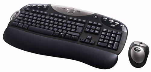 amazon com logitech cordless elite duo keyboard mouse 967231 rh amazon com Logitech Lit Keyboard Logitech Cordless Keyboard Y RJ20