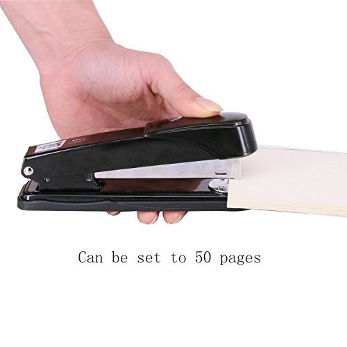 how to use a long arm stapler