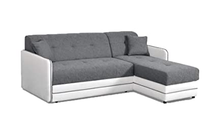 Admirable Corner Sofa Bed Aurelia Modern Couch Seater Sleeping Machost Co Dining Chair Design Ideas Machostcouk