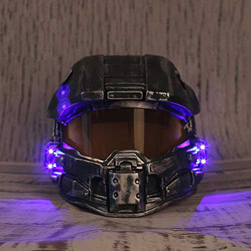 Airsoft Master Chief Cosplay Helmet Halo -