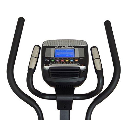 NordicTrack bicicleta elíptica E5.6 -. Entrenamiento motivacional con apps (ifit): Amazon.es: Deportes y aire libre