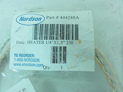 Nordson 444248 Heater Cartridge, 1/4x1.5'', 230V-50W