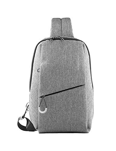 KROSER Sling Backpack Chest Crossbody Daypack Water-Repellen