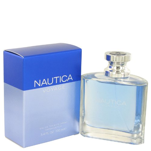 Nautica Voyage by Nautica Eau De Toilette Spray 3.4 oz for Men - 100% Authentic