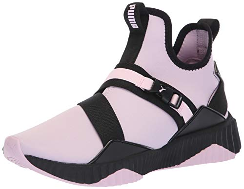 Donna puma Winsome PumaDefy Orchid Black Mid ID2WEH9