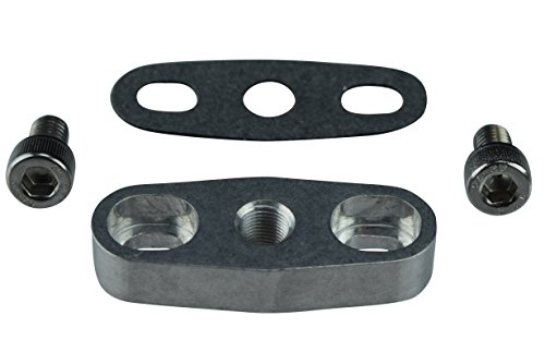 Oil Feed Flange - 6