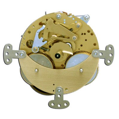 Qwirly Store: HERMLE 130-070 NB Clock Movement -  130-070-NB