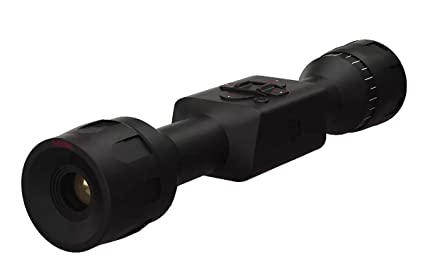 ATN Thor LT 3-6x Thermal Rifle Scope w/10+hrs Battery & Ultra-Low Power  Consumption