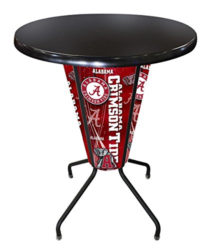 Lighted Outdoor Stool Table in US - 4