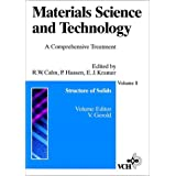 Materials Science and Technology, Structure of Solids
