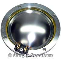 JBL Factory Speaker Replacement Diaphragm D8R2431, 2431H, 339894-002X, and many others