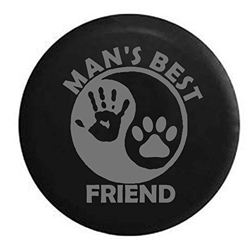 ying yang tire cover - 5