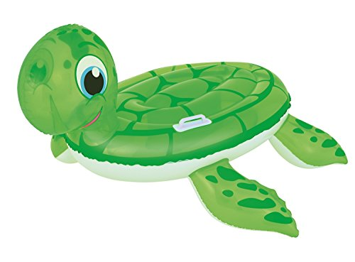 H2OGO! Turtle Ride On Inflatable Pool Float -