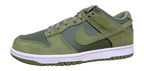 NIKE Herren Dunk Low Gymnastikschuhe, 47.5 EU Palm Green 300