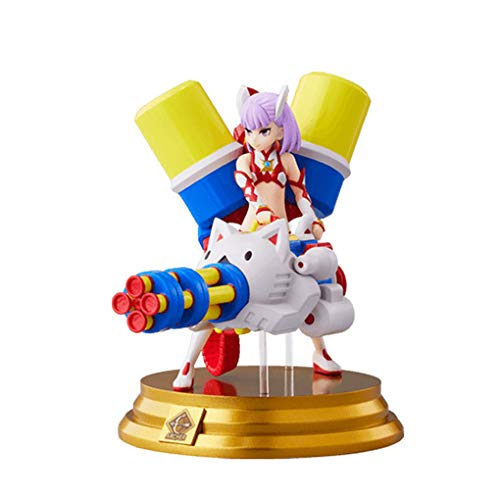 Fate Grand Order Duel FGO Archer Helena Blavatsky Collection Mini Figure Statue Third Release Vol.6 Anime Art Aniplex