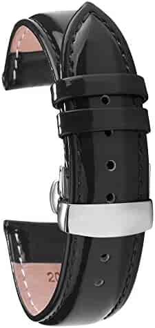 20mm Leather Watch Strap Watch Band Leather Replacement Bracelet Belt of Good Quality