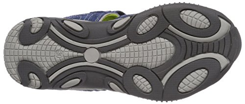 Lurchi Bobby 33-21601-22 - Sandalias de cuero para unisex-adulto azul - Blau (jeans 42)