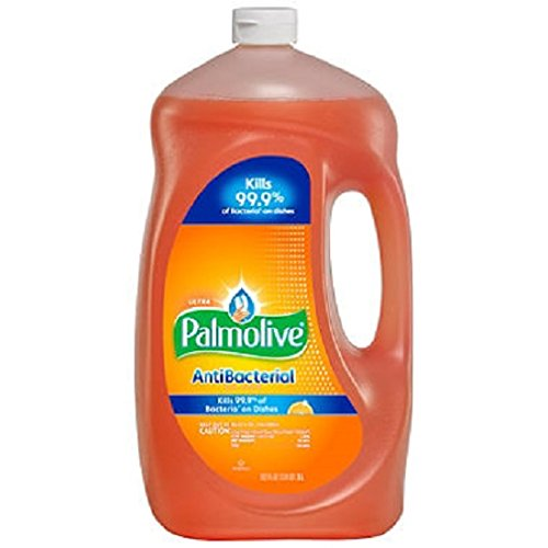 Palmolive Ultra Antibacterial Dish Liquid, 102 fl. oz. (pack of 6) by Palmolive