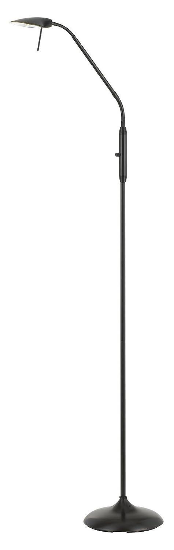 Anzio 5W LED 金属グースネックフロアランプ B07G3H2GP4