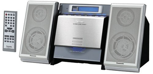 Panasonic SC-EN17 CD Micro System (Discontinued by - Panasonic Micro Music System