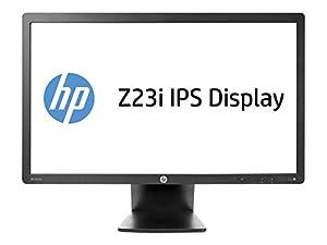 HP D7Q13A4#ABA Z Display Z23i 23'' 1080p Full HD LED-Backlit LCD Monitor, Black by Hewlett Packard
