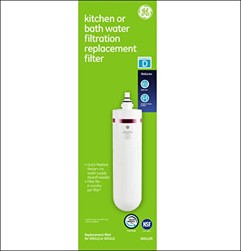 General Electric GXULQR Kitchen or Bath Replacement Filter