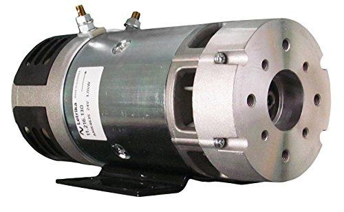 Gladiator New OEM 24 Volt Pump Motor for Haldex Barnes in Skyjack Replaces: AMK4622 11.216.011 AMK4626 11.216.957 220-1054